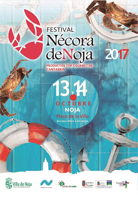 VI festival de la Nécora en Noja