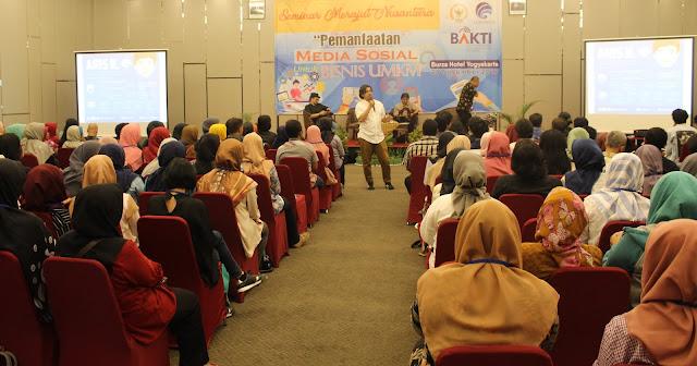 Aris Kurniawan : Inovasi Digital Mengurangi Kesenjangan Sosial