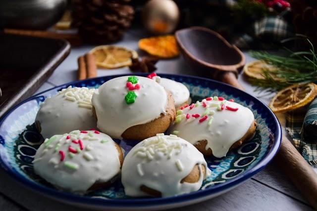 Προνίκες (pryanik), τα ρώσικα Χριστουγεννιάτικα μπισκότα