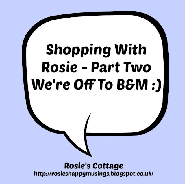 Shopping With Rosie Part Two