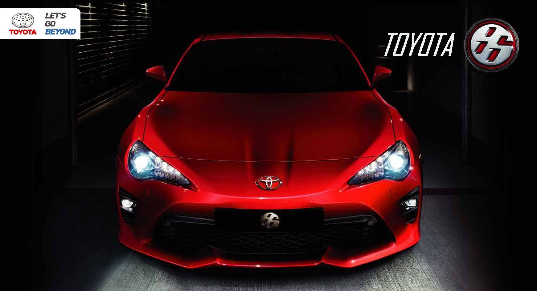 Toyota FT86