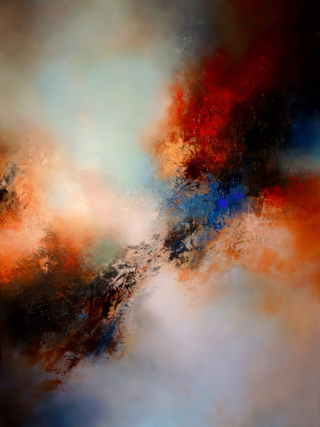 Abstract Paintings Artist Simon Kenny