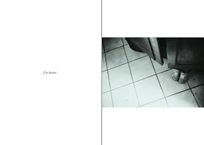 Thomas Krauss every sperm is sacred livre noir et blanc chronique Saturne éditions