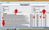 Sheet Pengisian SKP