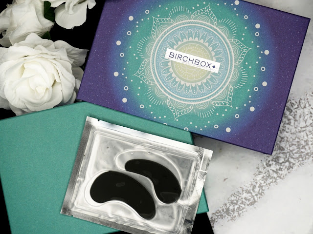 BLAQ - HYDROGEL EYE MASK MARCH 2018 BIRCHBOX