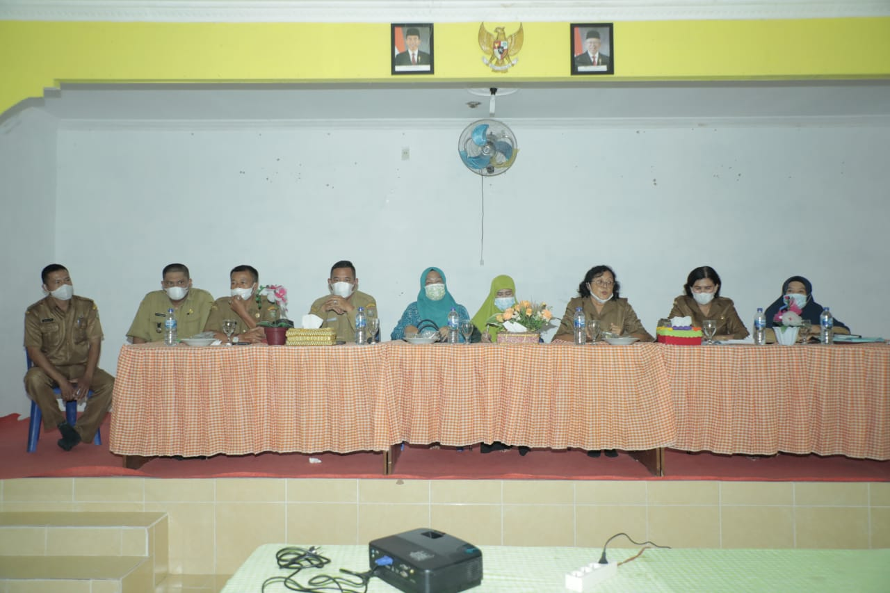 Desa Taman Sari Kecamatan Pulau Bandring Menjadi Perwakilan Dalam Lomba PKK Tingkat Provinsi Sumut