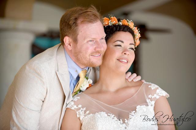 Una boda internacional