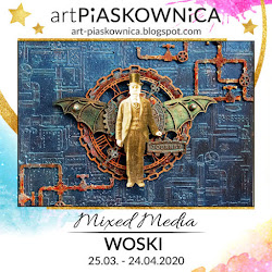 MIXED MEDIA - woski