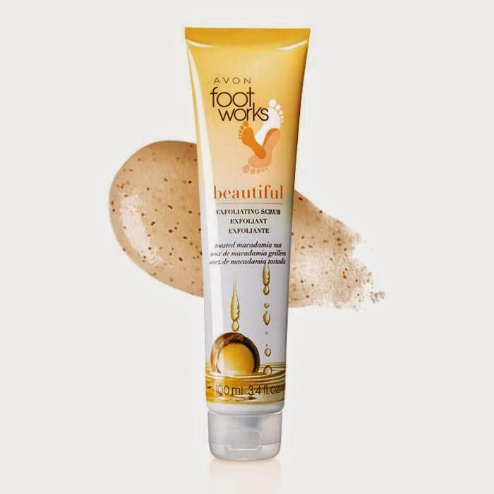 Avon Skin Care Exfoliators