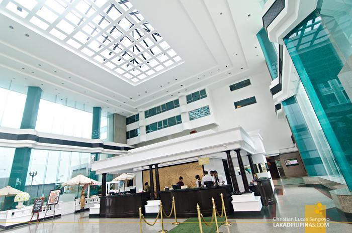 Windsor Suites Bangkok Sukhumvit Lobby