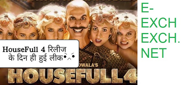 Housefull 4 Movie Download Leak Online in Hd 720 Quality