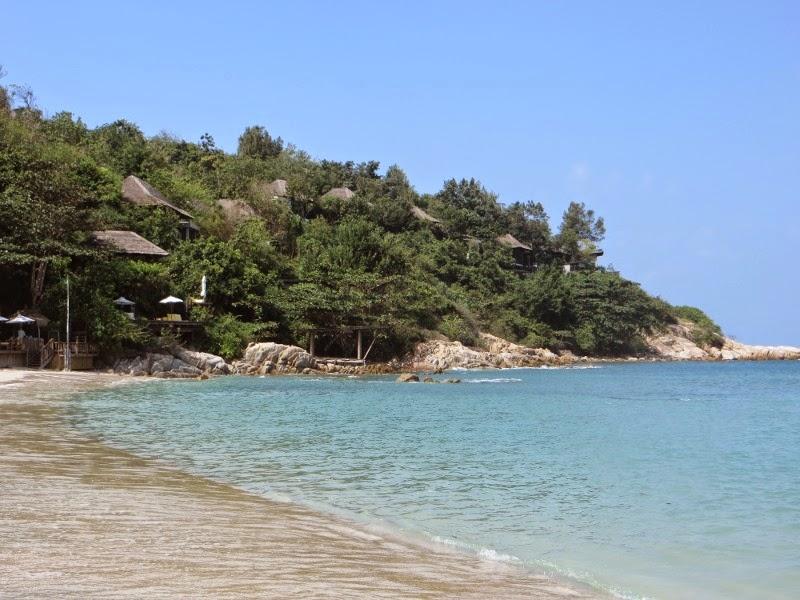 Пляж на Самуи, Таиланд