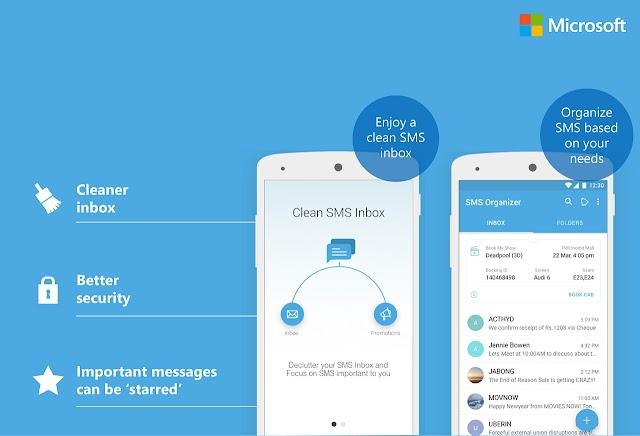 Microsoft lanza su cliente SMS como si fuera una navaja suiza
