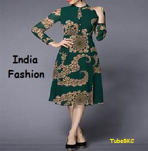 India Fashion: The booms of fashion-aesthetics of Indian Impressive Life.