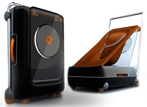 15 Innovative And Cool Suitcase Gadgets