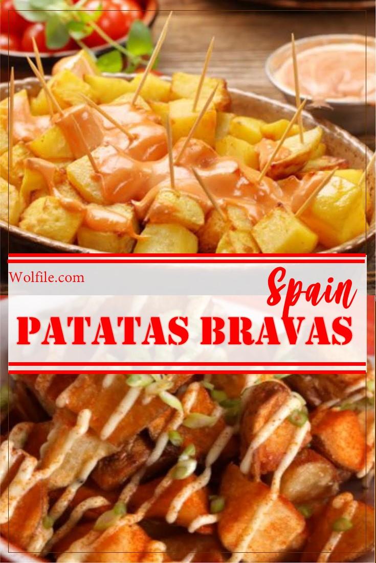 Spain Patatas Bravas Recipe