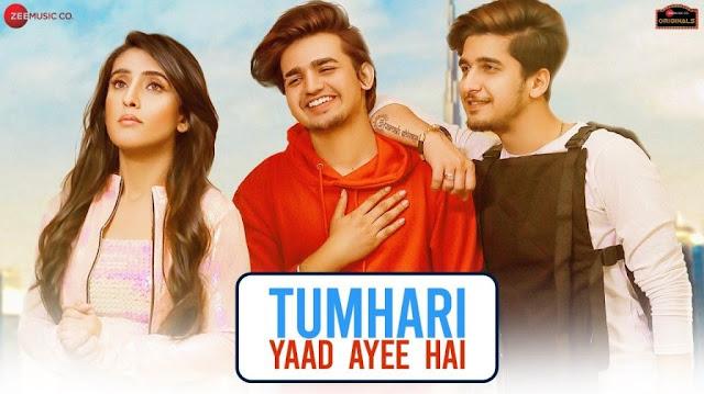 Tumhari Yaad Ayee Hai Lyrics - Goldie Sohel | YoLyrics