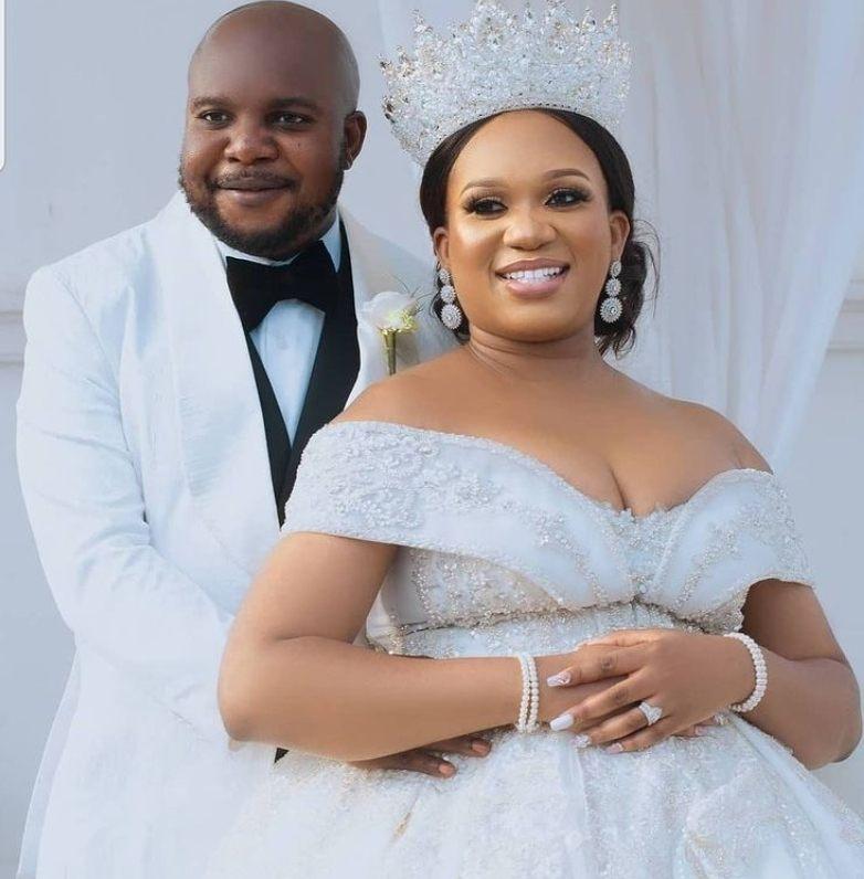 Sandra Iheuwa Wedding Photos