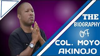 Rev. Moyo AkinOjo Biography, Messages and prayer life