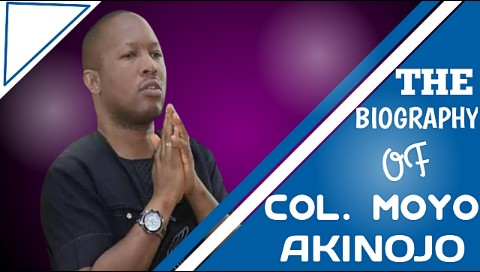 Rev. Moyo AkinOjo Biography, Messages and prayer life