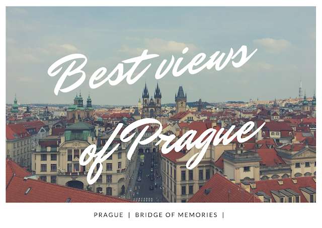 12 places to get best views of Prague
