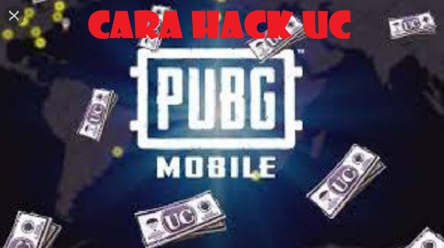 Cara Hack UC Pubg Mobile
