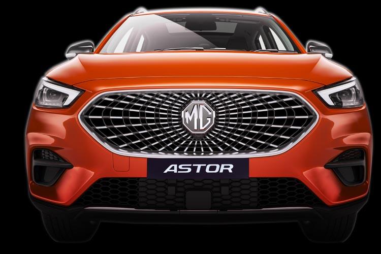 MG Astor SUV