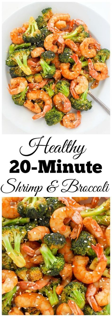 20-Minute Skinny Sriracha Shrimp and Broccoli #recipes #healthymeals #food #foodporn #healthy #yummy #instafood #foodie #delicious #dinner #breakfast #dessert #lunch #vegan #cake #eatclean #homemade #diet #healthyfood #cleaneating #foodstagram