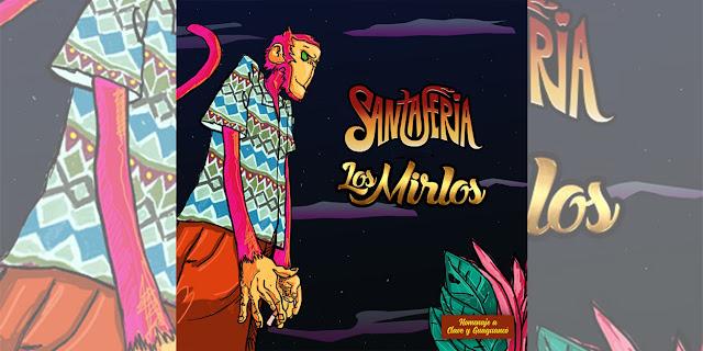 """""""María"""" el primer sencillo en conjunto de Santaferia y Los Mirlos"""