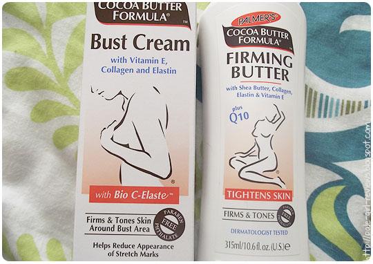 Bust cream reviews