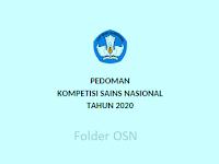 Petunjuk Pelaksanaan KSN SMA 2020