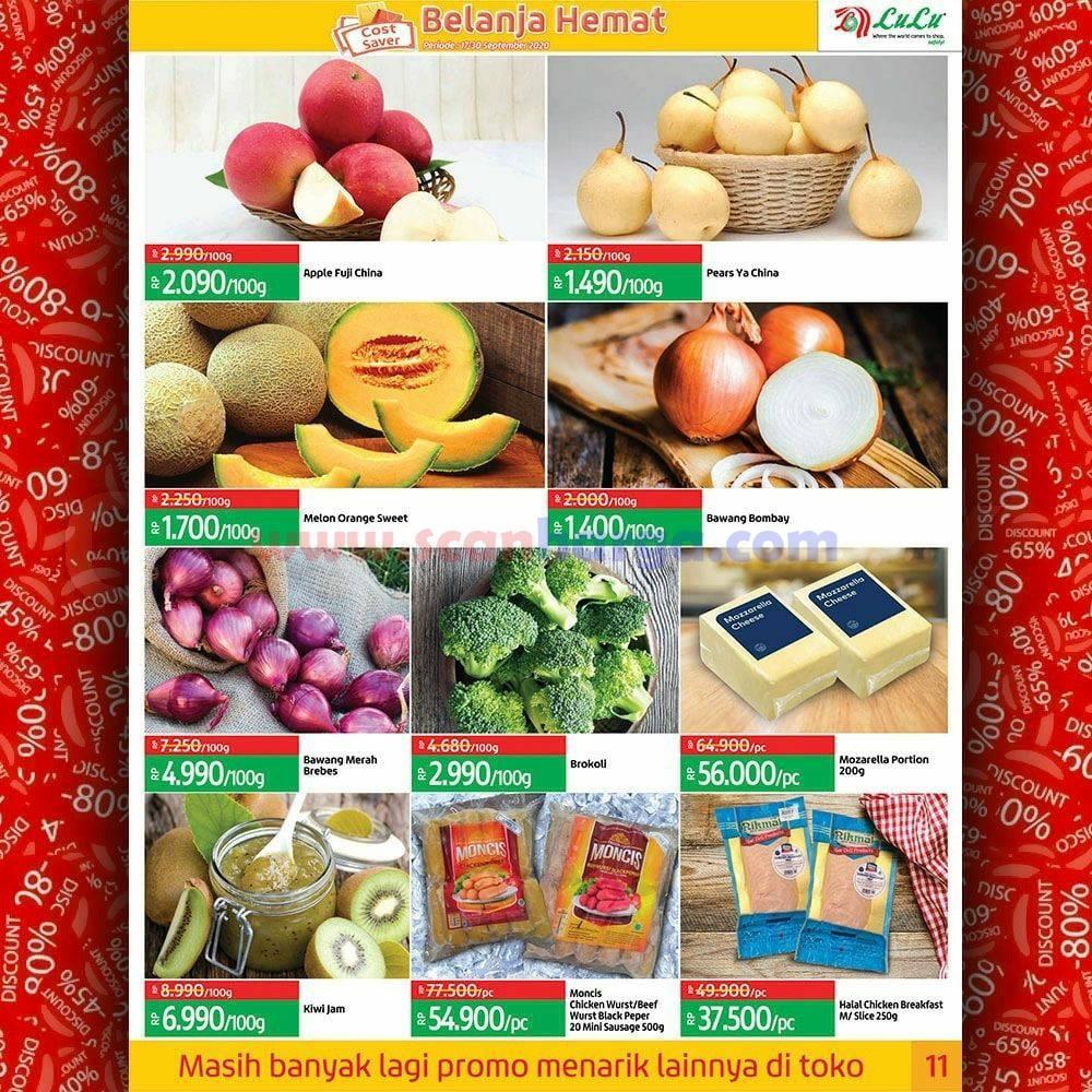 Katalog Promo LULU Supermarket 17 - 30 September 2020 11
