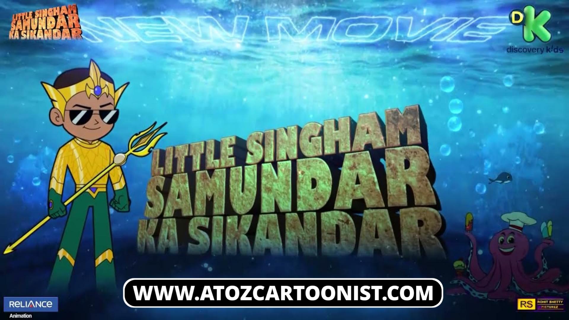 LITTLE SINGHAM : SAMUNDAR KA SIKANDAR FULL MOVIE IN HINDI DOWNLOAD (480P H