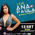 Live Machuca coração será realizada dia 12 de setembro