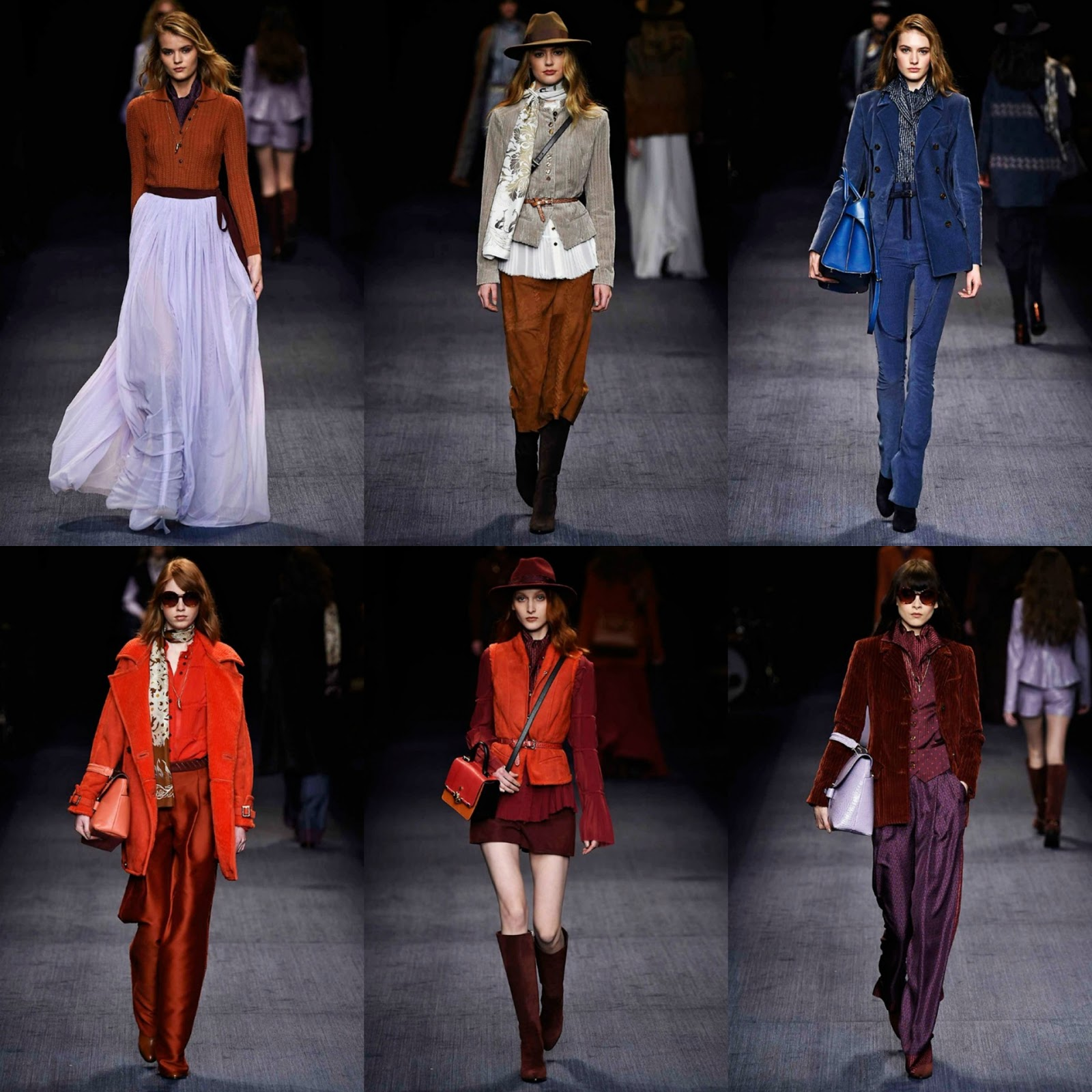 Eniwhere Fashion - sfilate - Milano Fashion Week - Trussardi