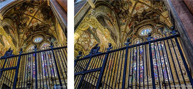 Capela dos Reis Magos, na Basílica de São Petrônio, Bolonha