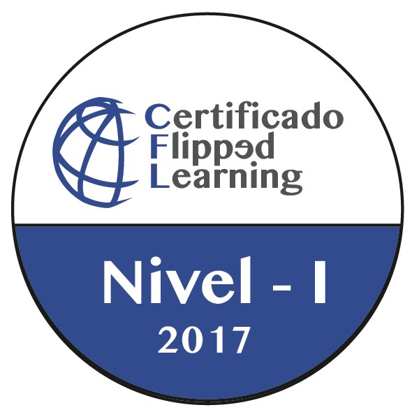 Certificado Flipped Learning I