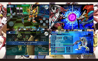 Digimon World Re Digitize ISO CSO PPSSPP