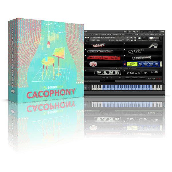 Soundiron Cacophony KONTAKT Library