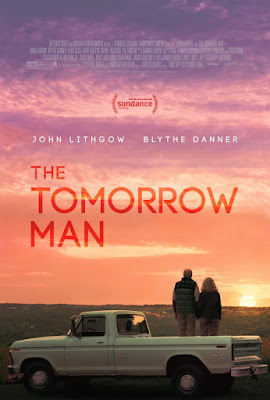 The Tomorrow Man 2019 DVD R1 NTSC Sub