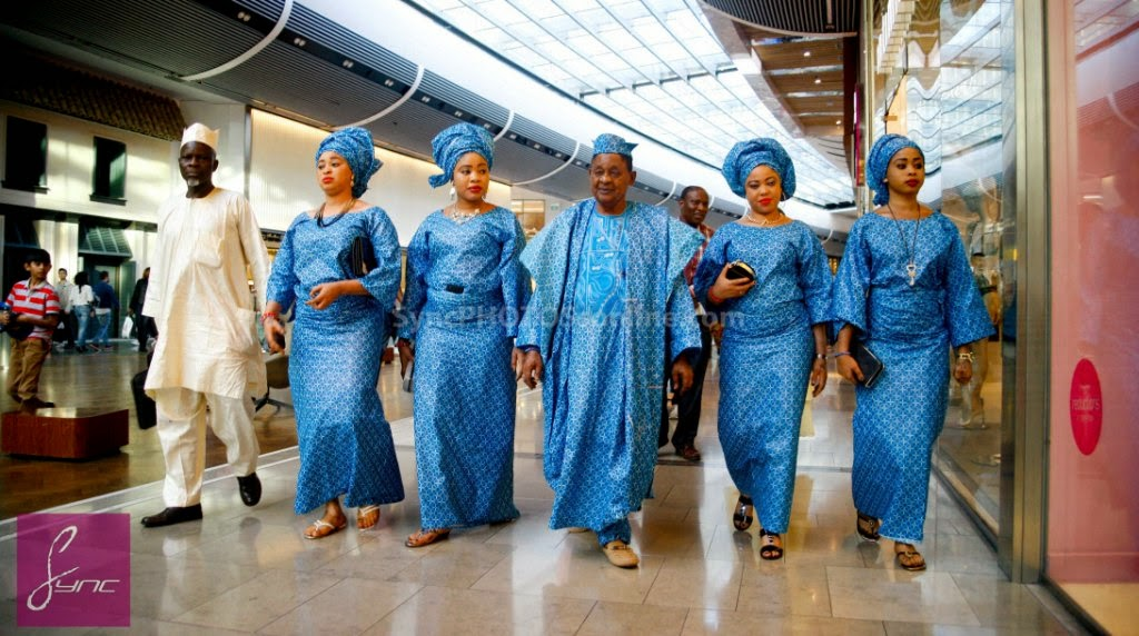 alaafin oyo wives london shopping