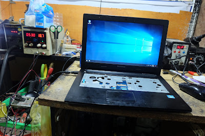 Service Laptop Lenovo G400 mati , di malang