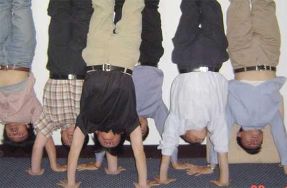 biografi jack ma- ritual handstands karyawan alibaba