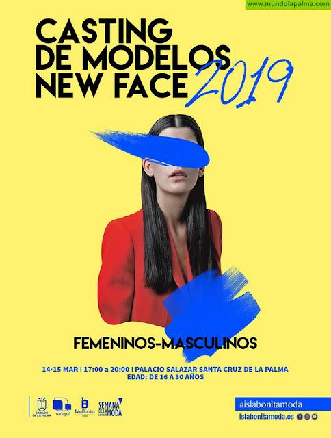 Isla Bonita Moda seleccionará este jueves y viernes a 60 modelos new face para la Semana de la Moda