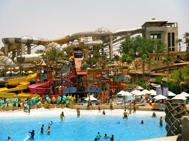 Wild Wadi Watar Park