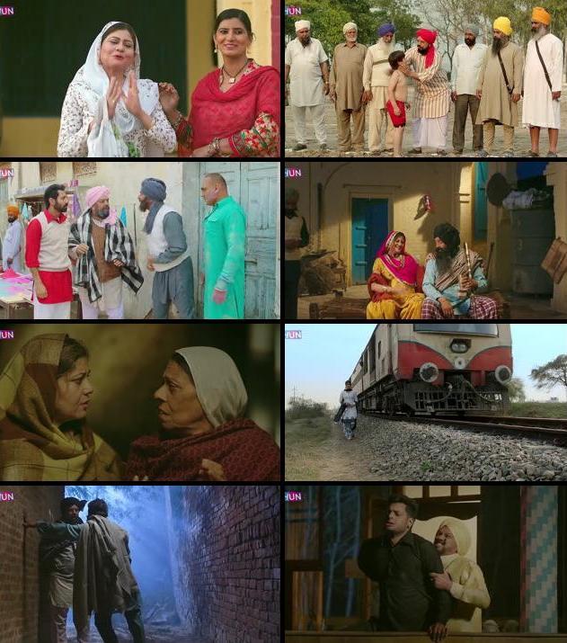 Dulla Bhatti Wala 2016 Punjabi 720p HDRip
