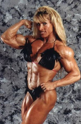 Christi Wolf - Bodybuilding Women