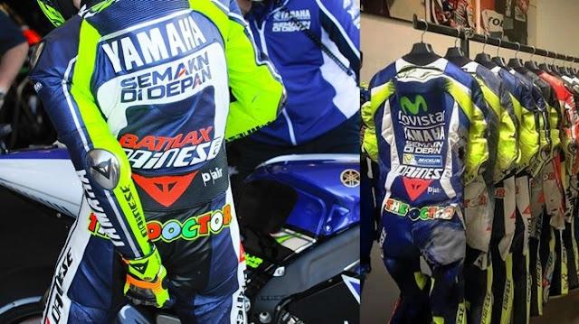 Peralatan MotoGP yang harus dipunyai pembalap!