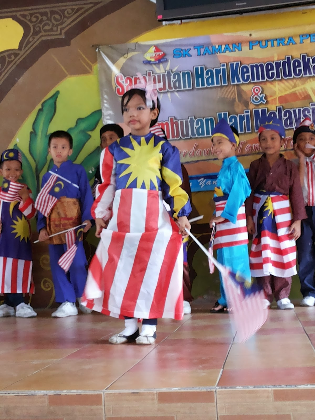 Sekolah Kebangsaan Taman Putra Perdana Majlis Penutupan