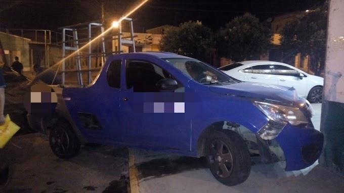 Brigada Militar prende homem que roubou uma camionete em Cachoeirinha
